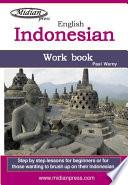 Indonesian Work Book