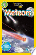 National Geographic Readers  Meteors