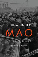 download ebook china under mao pdf epub