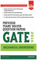 Previous Years    Solved Question Papers GATE 2016 Mechanical Engineering