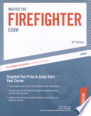 Master The Firefighter Exam