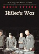 Hitler's War and the War Path