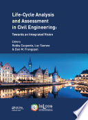 Life Cycle Analysis And Assessment In Civil Engineering Towards An Integrated Vision