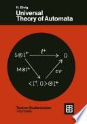 Universal Theory of Automata