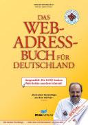 Das Web Adressbuch f  r Deutschland 2017   Ebook Ausgabe