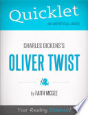 Quicklet on Charles Dickens  Oliver Twist  CliffNotes like Summary