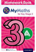 MyMaths: for Key Stage 3: Homework Book 3A (Pack of 15)