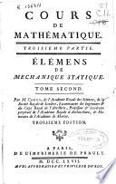 Cours de mathematique