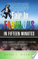 Fair to Fabulous in Fifteen Minutes