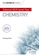 My Revision Notes: Edexcel AS Chemistry