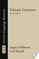 Ethiopic Grammar