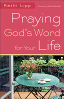 Praying God's Word for Your Life Book