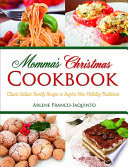 Momma s Christmas Cookbook