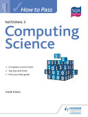 How to Pass National 5 Computing Science