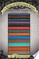 A Series of Unfortunate Events Complete Collection: Books 1-13 by Lemony Snicket
