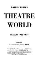 John Willis  Theatre World