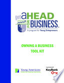Get aHead for Business  Owning A Business Tool Kit
