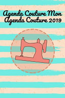 Agenda Couture Mon Agenda Couture 2019