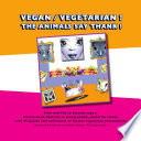 Vegan, vegetarian ? Animals say thank !