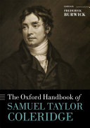 download ebook the oxford handbook of samuel taylor coleridge pdf epub