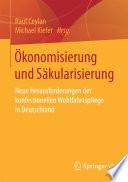 Ökonomisierung und Säkularisierung