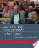 Community involvement in heritage