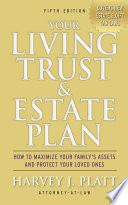Your Living Trust   Estate Plan