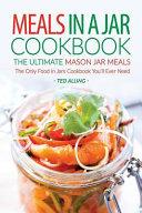 Meals in a Jar Cookbook   The Ultimate Mason Jar Meals
