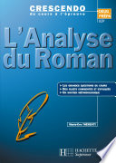 L analyse du roman   Edition 2000