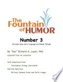The Fountain Of Humor Number 3 Includes Some Salty Language And Risqu Tellings