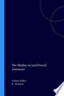 The Mother In and French Literature Book PDF