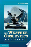 The Weather Observer s Handbook
