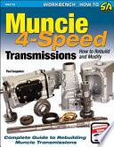 Muncie 4 Speed Transmissions