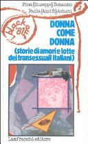 Donna come donna  Storie di amori e lotte dei transessuali italiani