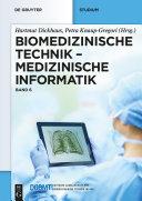 Biomedizinische Technik – Medizinische Informatik