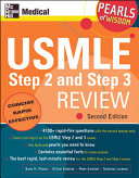 USMLE Step 2 and Step 3 Review  Pearls of Wisdom  Second Edition