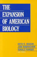 The Expansion Of American Biology