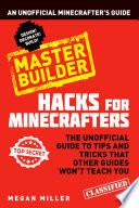 Hacks For Minecrafters Master Builder