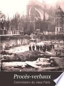 Commission municipale du vieux Paris