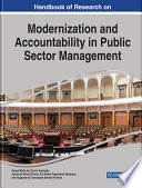 Handbook Of Research On Modernization And Accountability In Public Sector Management book