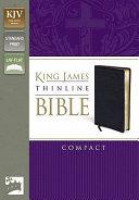 Thinline Bible KJV Compact