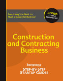 Construction and Contracting Business
