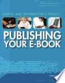 Publishing Your E Book