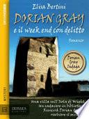 Dorian Gray e il week end con delitto
