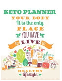 Keto Planner For Women