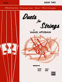 Duets for Strings for Viola