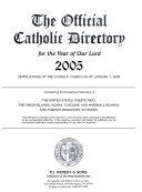 National Catholic Directory