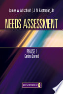 Needs Assessment Phase I