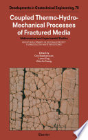 Coupled Thermo Hydro Mechanical Processes Of Fractured Media book