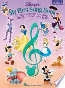 Disney s My First Songbook   Volume 3